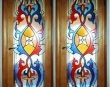 Витражная мастерская: стекло